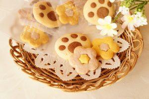 祭壇に飾れるお供えクッキー