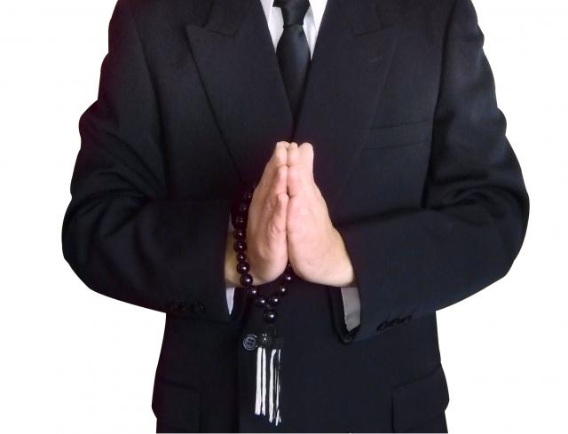 喪服はペット葬儀で着用する?